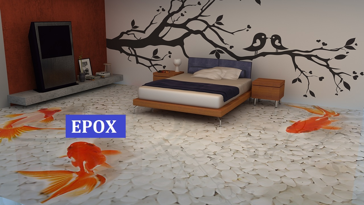 3d Flooring And Pvc Wall Paneling Company In India Epx Polymers